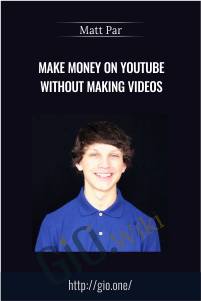 Make Money On YouTube WITHOUT Making Videos - Matt Par