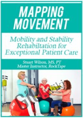 Mapping Movement: Mobility and Stability Rehabilitation for Exceptional Patient Care - Stuart Wilson