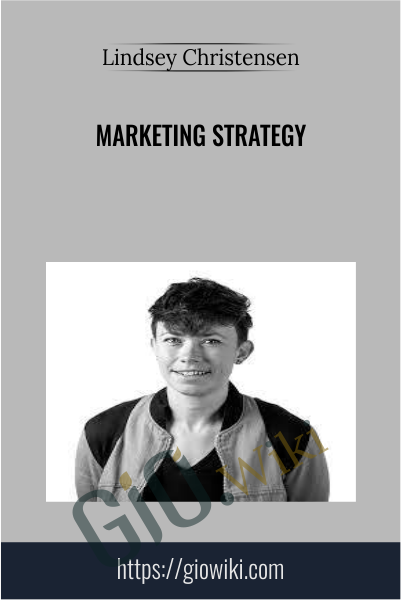 Marketing Strategy - Lindsey Christensen