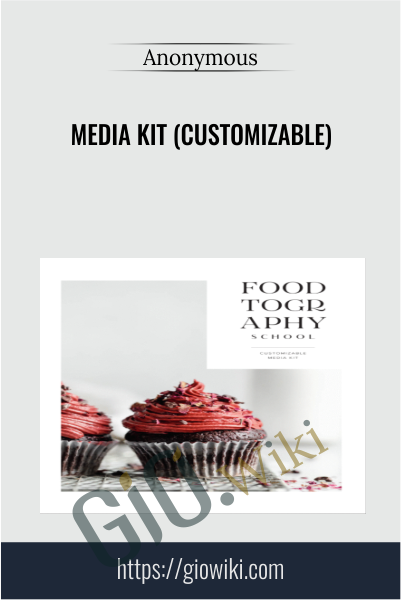 Media Kit (Customizable)