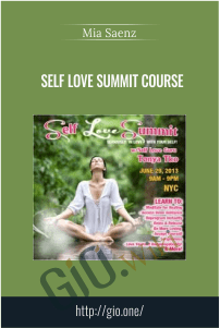 Self Love Summit Course – Mia Saenz