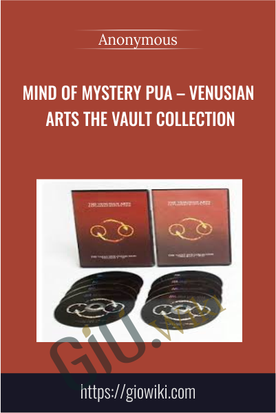 Mind of Mystery PUA – Venusian Arts The Vault Collection