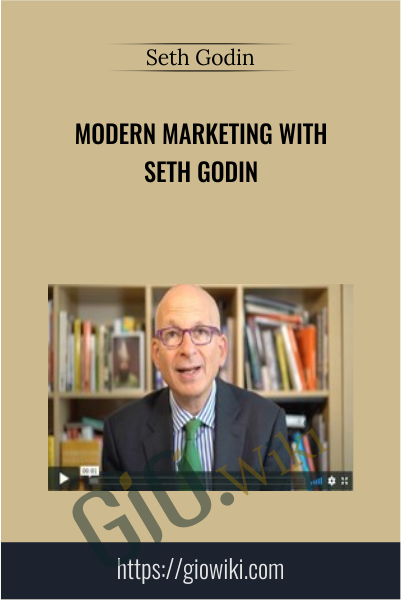 Modern Marketing - Seth Godin