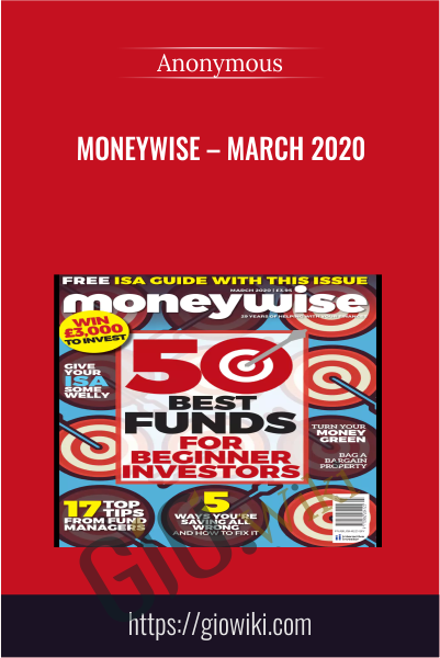 Moneywise – March 2020