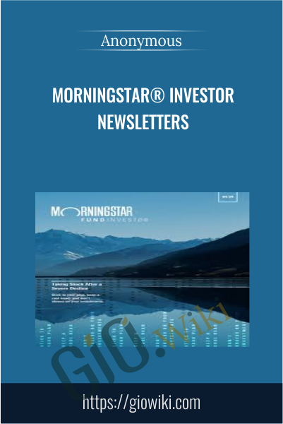 Morningstar® Investor Newsletters