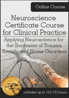 Neuroscience Certificate Course for Clinical Practice: Applying Neuroscience for the Treatment of Trauma, Anxiety and Stress Disorders - Melanie Greenberg