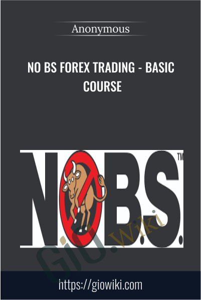No BS Forex Trading - Basic Course