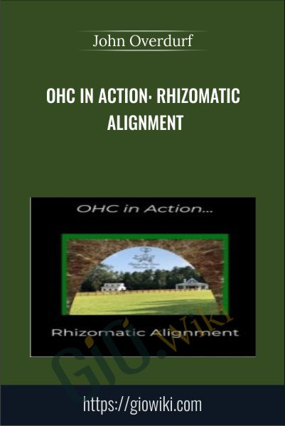OHC in Action: Rhizomatic Alignment - John Overdurf