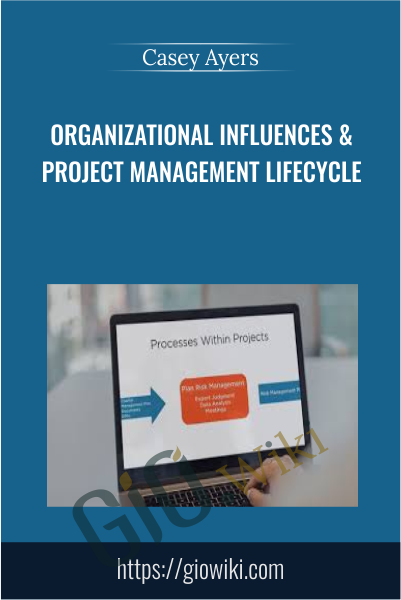 Organizational Influences & Project Management Lifecycle - Casey Ayers
