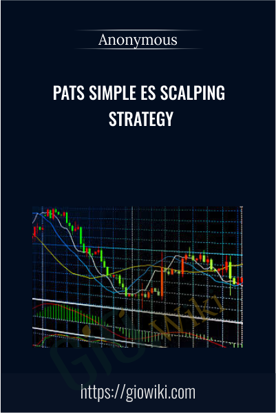 PATS Simple ES Scalping Strategy