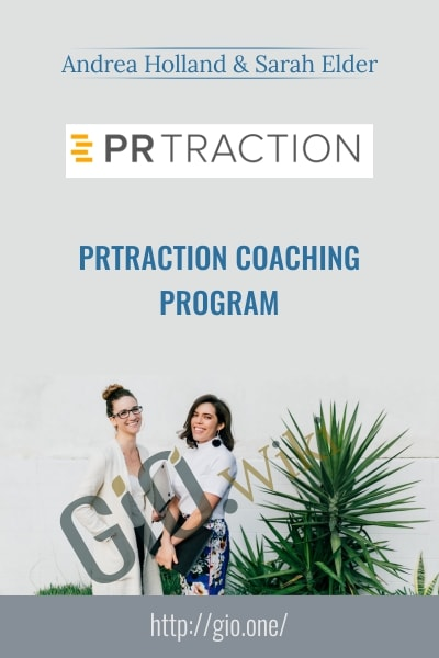 PRTraction Coaching Program