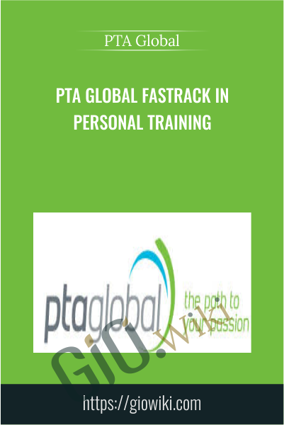 PTA Global FasTrack in Personal Training - PTA Global