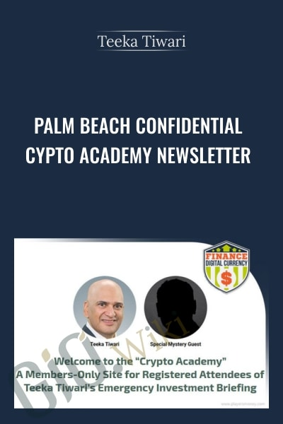 Cypto Academy Newsletter - Hidden 01