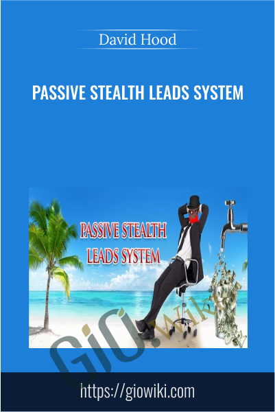 Passive Stealth Leads System - David Hood