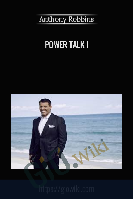 Power Talk I - Anthony Robbins