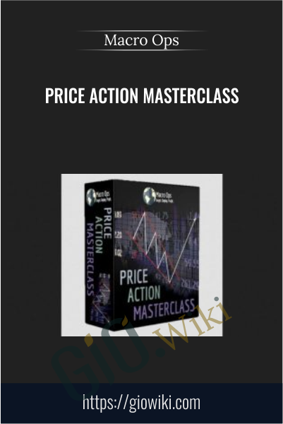 Price Action Masterclass - Macro Ops