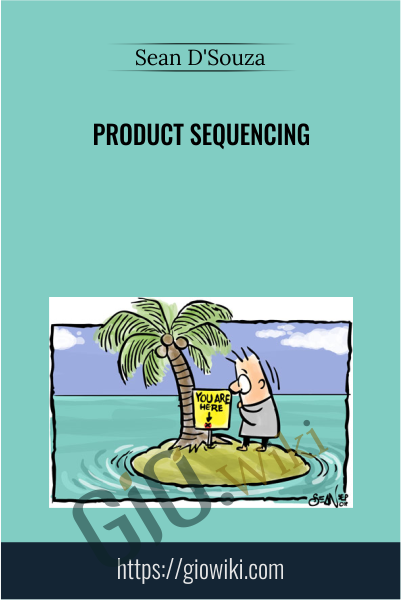 Product Sequencing - Sean D'Souza
