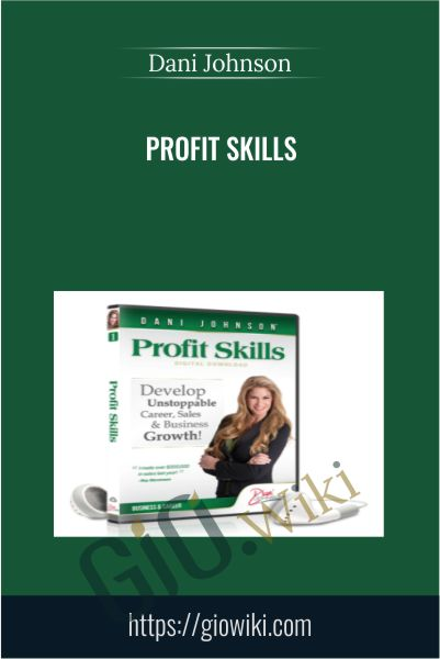 Profit Skills - Dani Johnson