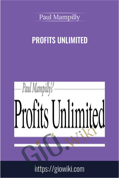 Profits Unlimited - Paul Mampilly