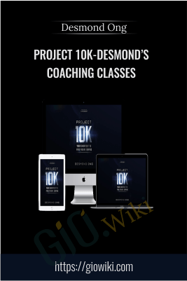 Project 10K-Desmond's Coaching Classes – Desmond Ong