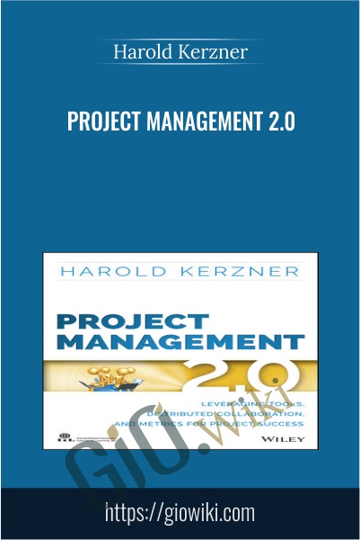 Project Management 2.0 - Harold Kerzner