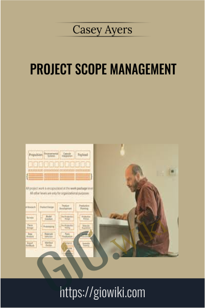 Project Scope Management - Casey Ayers