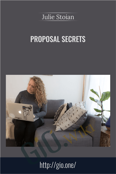 Proposal Secrets - Julie Stoian