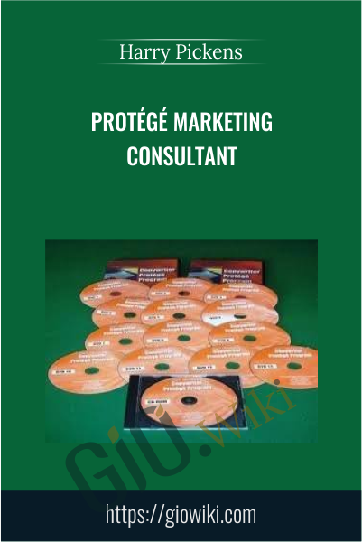 Protege Marketing Consultant - Harry Pickens