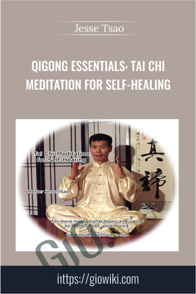 Qigong Essentials: Tai Chi Meditation for Self-Healing - Jesse Tsao