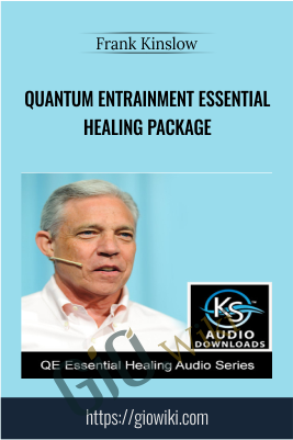 Quantum Entrainment Essential Healing Package - Frank Kinslow