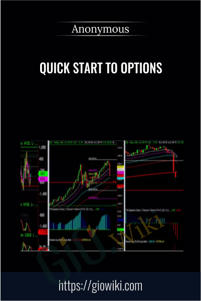 Quick Start to Options