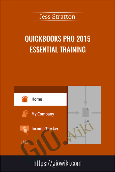 QuickBooks Pro 2015 Essential Training - Jess Stratton