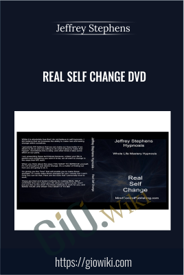 Real Self Change Dvd - Jeffrey Stephens