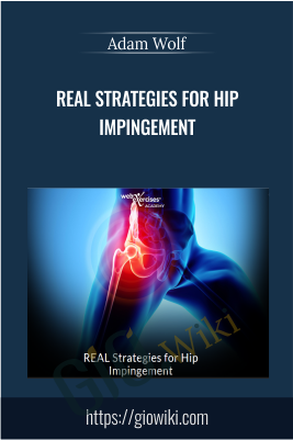 REAL Strategies for Hip Impingement - Adam Wolf