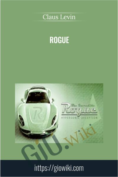 Rogue - Claus Levin