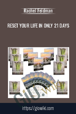 Reset Your Life in Only 21 Days