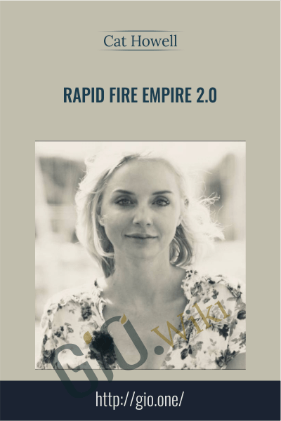 Rapid Fire Empire 2.0 - Cat Howell