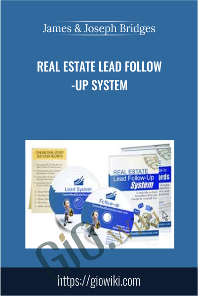 Real Estate Lead Follow-up System - James & Joseph Bridges