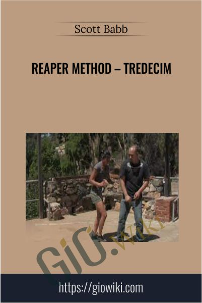 Reaper Method – Tredecim - Scott Babb