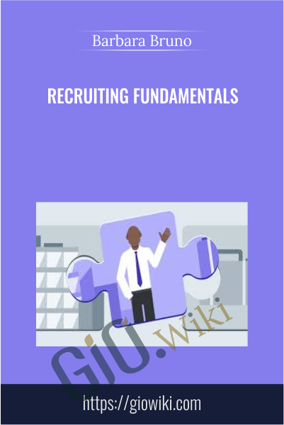 Recruiting Fundamentals - Barbara Bruno