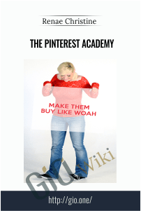 The Pinterest Academy – Renae Christine