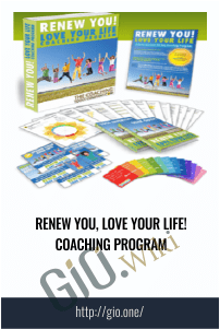 Renew YOU, Love Your Life! Coaching Program