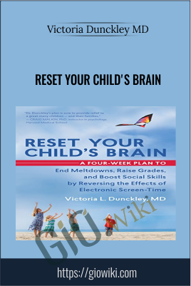 Reset Your Child's Brain - Victoria Dunckley MD