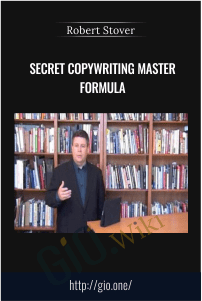 Secret Copywriting Master Formula – Robert Stover
