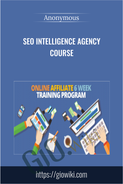 SEO Intelligence Agency Course
