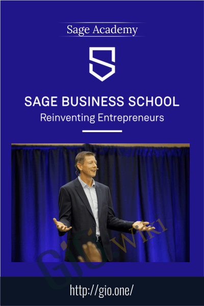 Sage Business School 2018 - Sage Academy