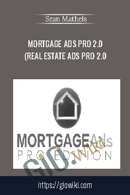Mortgage Ads Pro 2.0 (Real Estate Ads Pro 2.0)