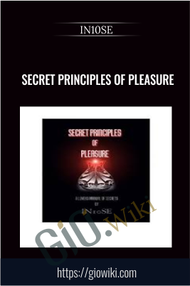 Secret Principles Of Pleasure - IN10SE