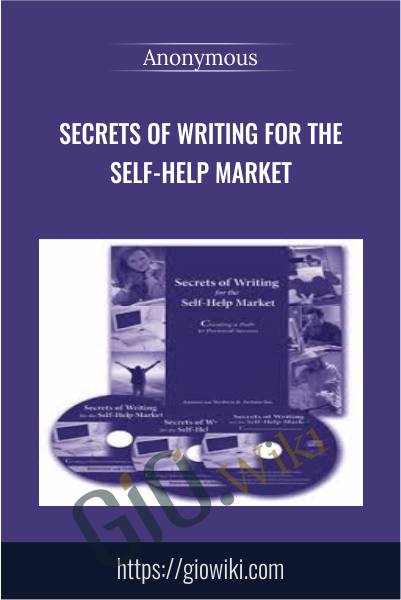 Secrets of Writing for the Self-Help Market
