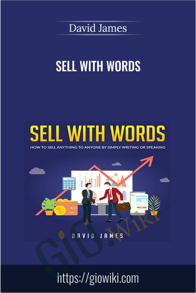 Sell with Words - David James